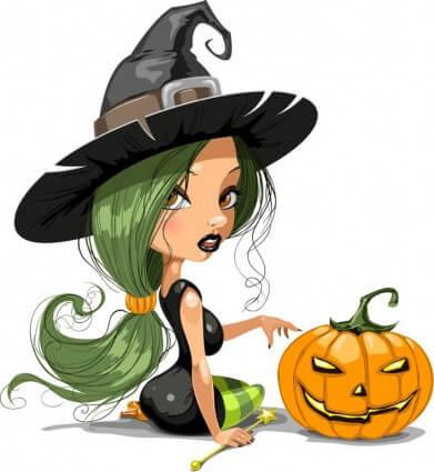 Happy Halloween Cliparts