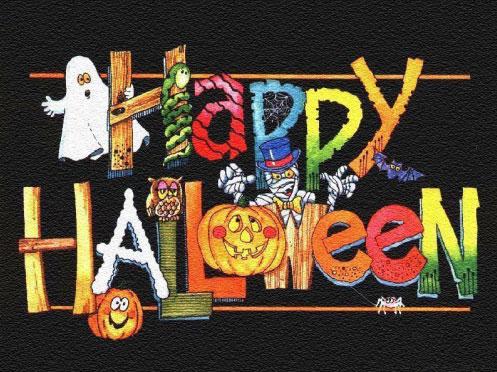 Happy Halloween Images 2017 HD