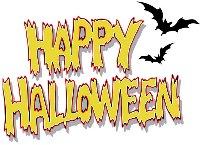 Happy Halloween clipart images
