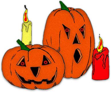 Pumpkin Halloween Clipart
