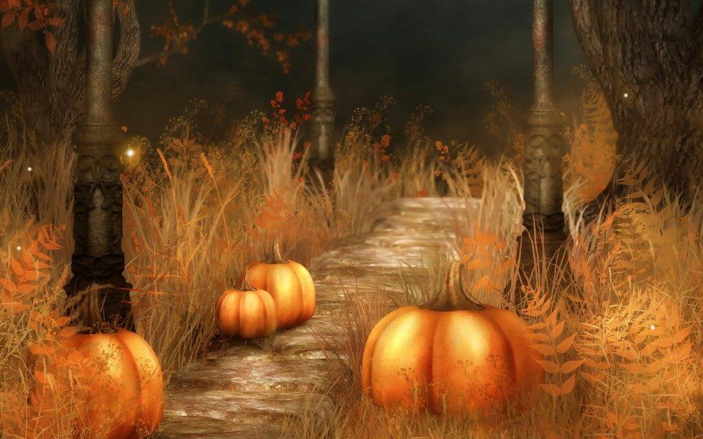 Scary Halloween Wallpaper Images