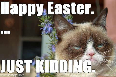 Funny Easter Memes Pictures