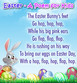 Happy Easter Speeches for Kids