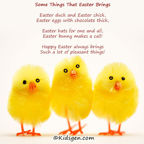 Happy Easter Speeches for Teachers