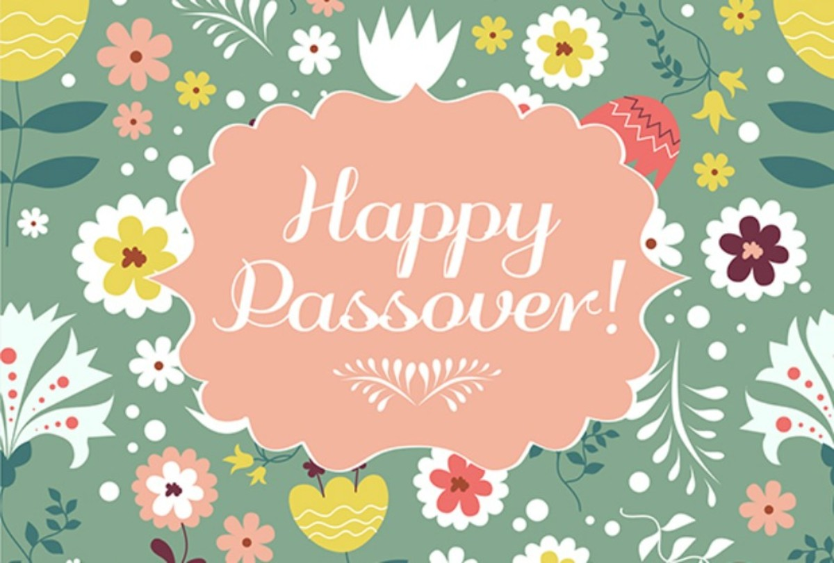 Happy Passover Images Free