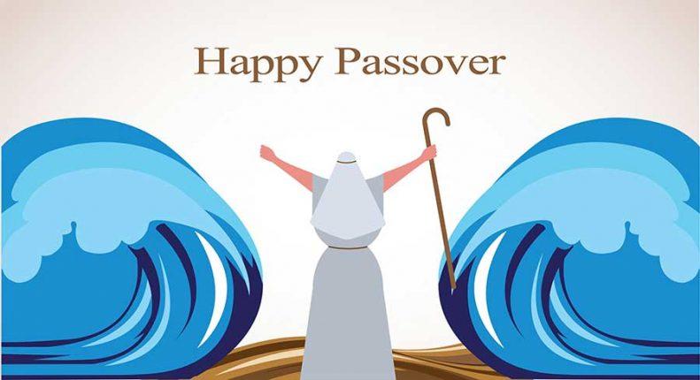 Passover Banner on Pinterest
