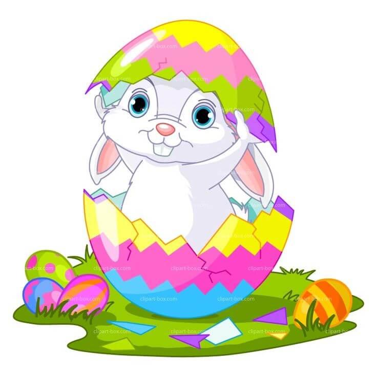 easter bunny photos free