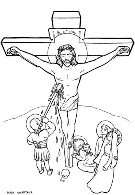 Good Friday Pictures for Kids