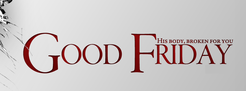 Happy Good Friday Facebook Cover