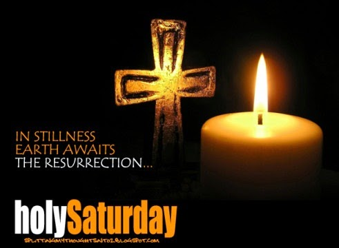 Holy Saturday Wallpaper