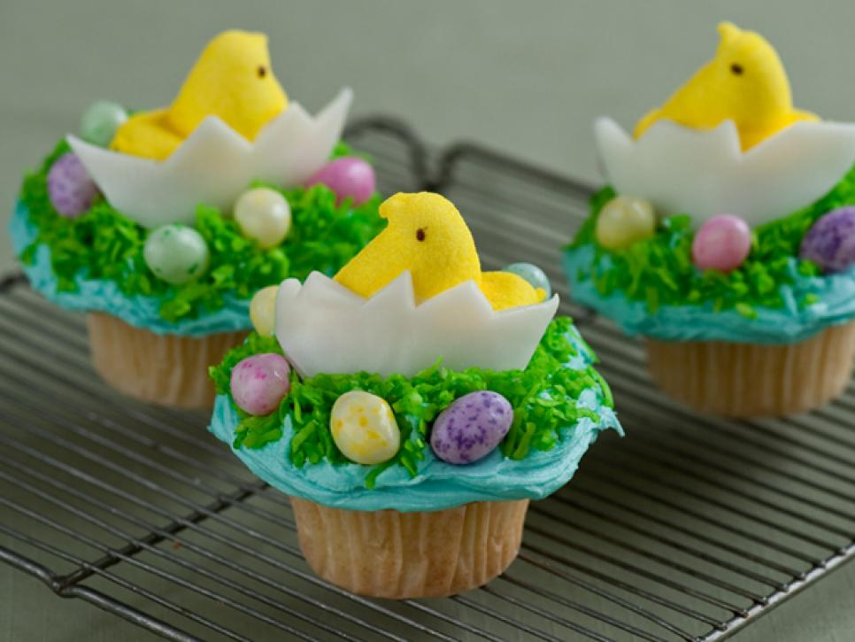 Cute Easter Cupcakes Pinterest