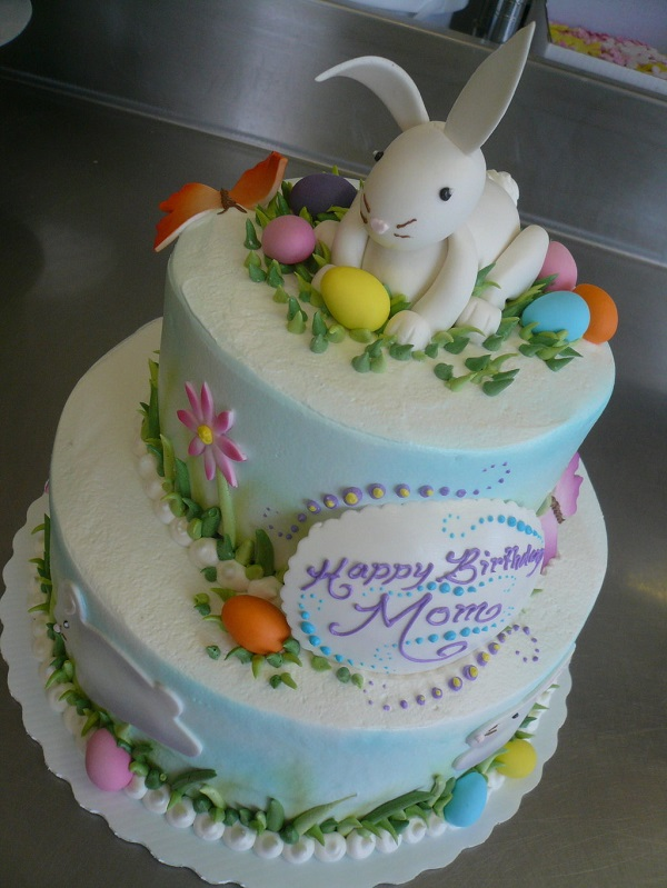 Easter Bunny Cake Designs
