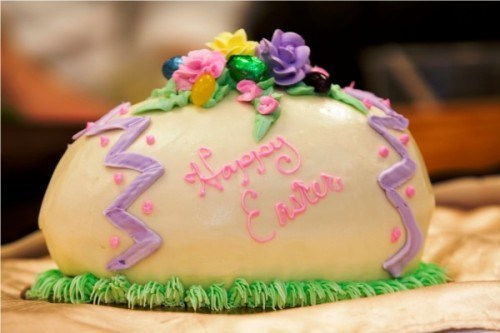 Easter Cake Designs Bunny