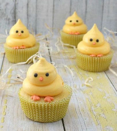 Easter CupCake Ideas 2019