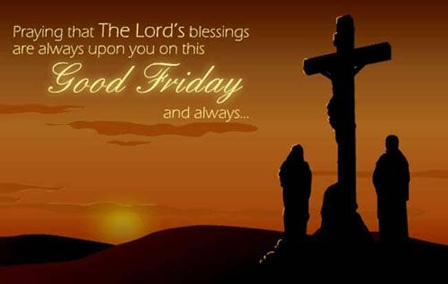Happy Good Friday Messages Greetings