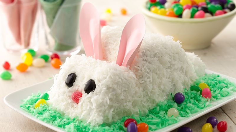 easter cake bunny designs