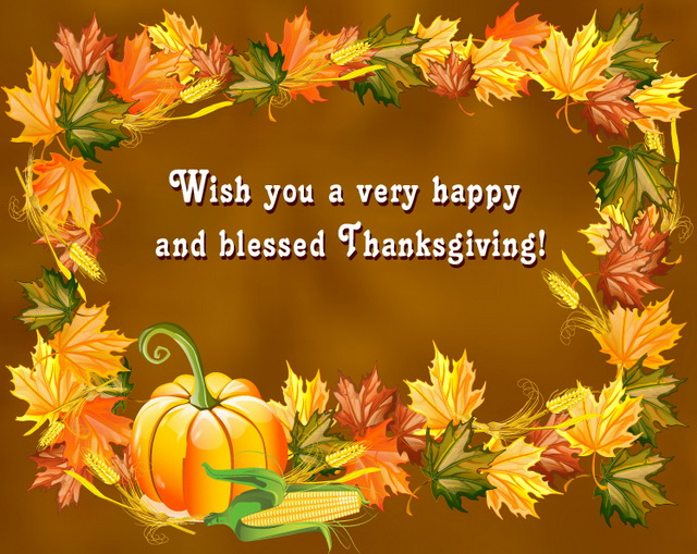 Happy Thanksgiving Messages For Family