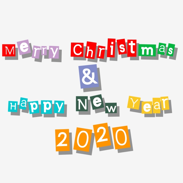 Merry Christmas And Happy New Year 2020 Photos